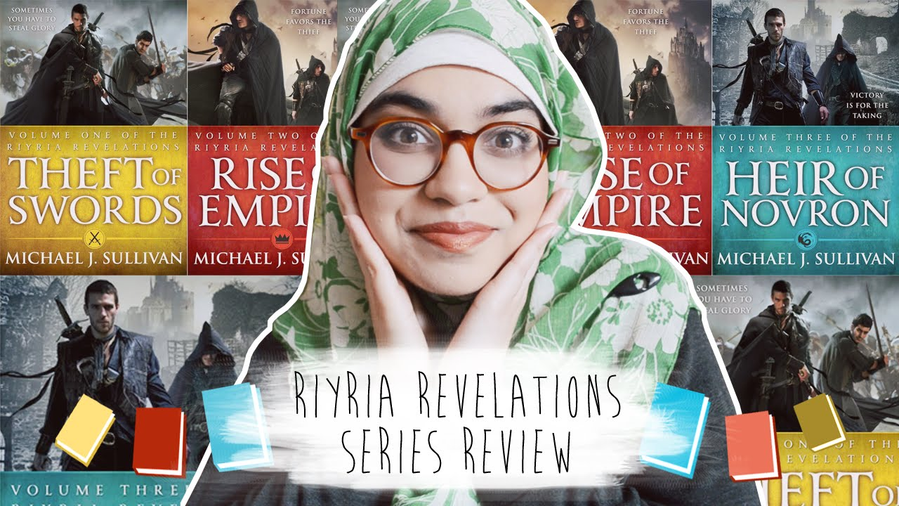 The Riyria Revelations Series By Michael J Sullivan  Series Review