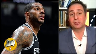 LaMarcus Aldridge Would Be A Great Fit For The Phoenix Suns – Zach Lowe | The Jump