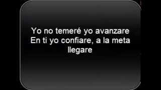 Alex Campos - Yo no temeré (LETRA)