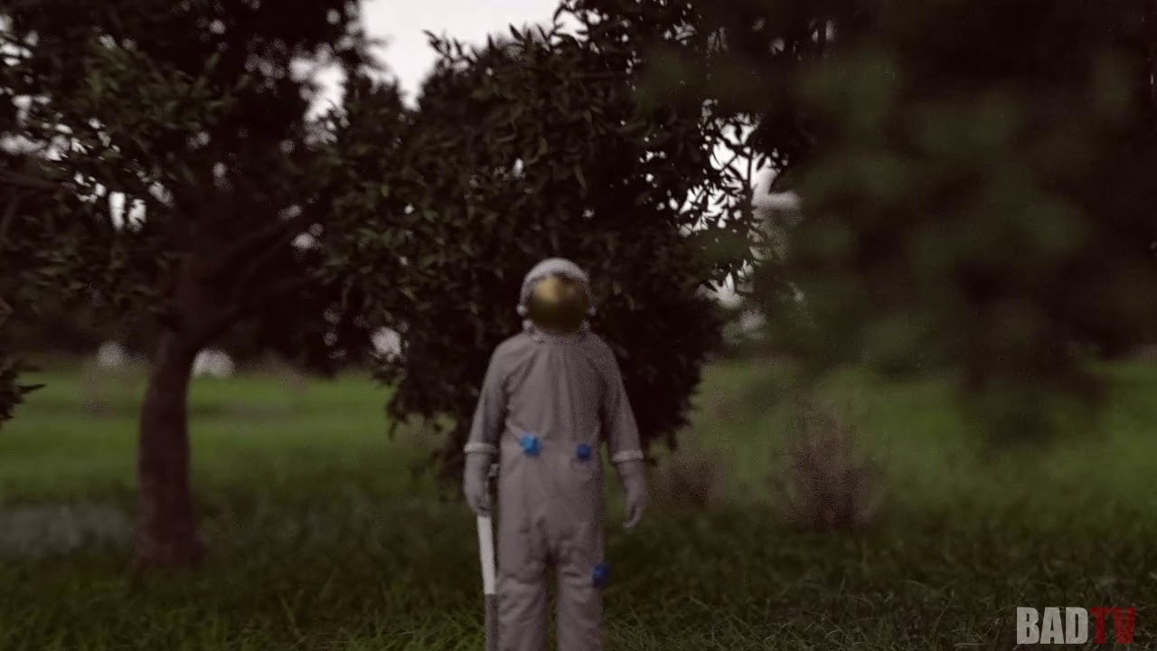 Octane Render Forest Short Film Test