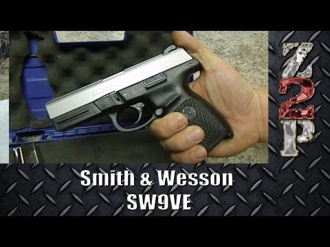 Smith & Wesson SW9VE gun review by Z2P