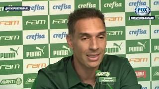 DESPEDIDA DE PRASS! Palmeiras anuncia oficialmente saída do Goleiro. Veja coletiva ao vivo!