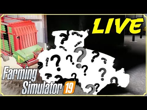 FARMING SIMULATOR 19 LIVE #61 - COMPRIAMO UN NUOVO TRATTORE! - GAMEPLAY ITA thumbnail