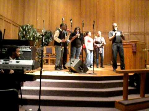 God Chaser Wiley College Praise Team