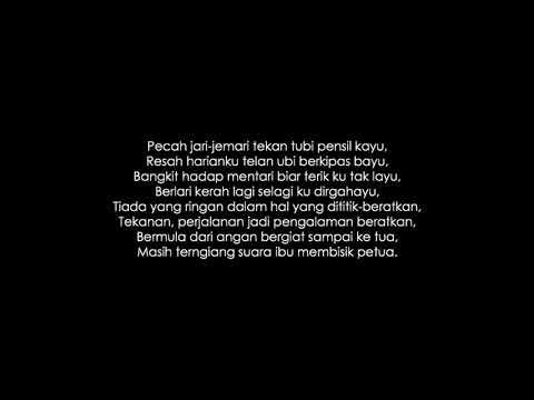 Bukan Mudah - Nukilan featuring Malique