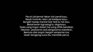 Bukan Mudah Nukilan featuring Malique