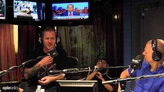 Opie Show - Corey Taylor of Slipknot, Full Interview - @OpieRadio