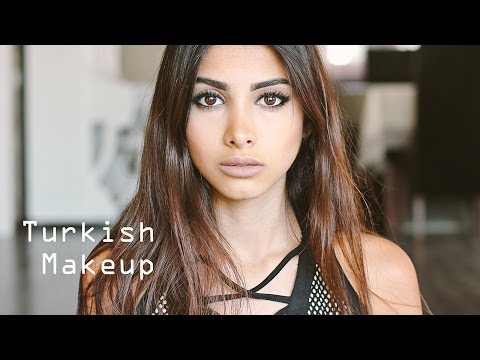Макияж по-турецки L Как Красятся Турчанки L Turkish Style Makeup