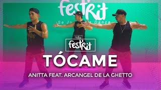 Baixar Tócame - Anitta feat. Arcangel De La Ghetto | COREOGRAFIA - FestRit