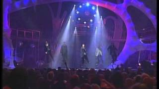 Backstreet Boys - As long as you love me & Everybody (Live @ MTV EMA 1997)