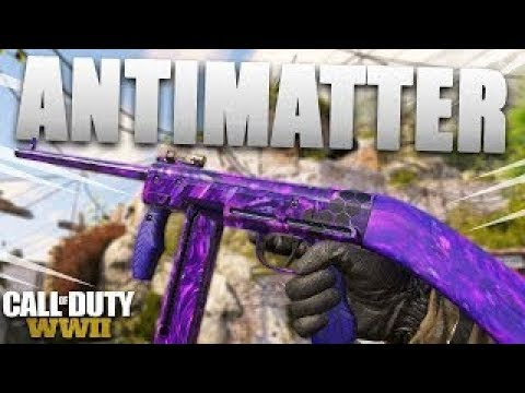"Camuflaje ""ANTIMATERIA"" Call Of Duty World War 2 thumbnail"