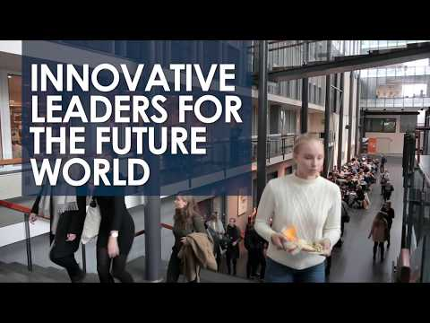 Master's Degree Programme in Global Innovation Management -