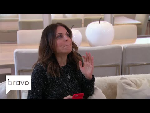 RHONY: Bethenny Frankel Helps Sonja Morgan With Her Dating Profile (Season 10, Episode 22) | Bravo