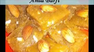Amla Burfi Recipe - How To Make Amla Barfi | आंवला बर्फी बनाने का तरीका | Indian Gooseberry