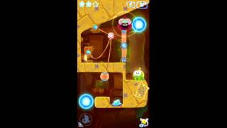 Cut the Rope: Magic. Level 5-11. Ancient Library.