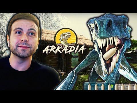 ARKADIA - CRIANDO DRAGONES *A POR LECHE*