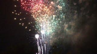 GRAND FINALE 2017 4th Of July Fireworks; Aurora IL (1080p60 HD)