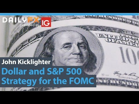 Dollar and S&P 500 Strategy for the FOMC Rate Decision (Trading Video)