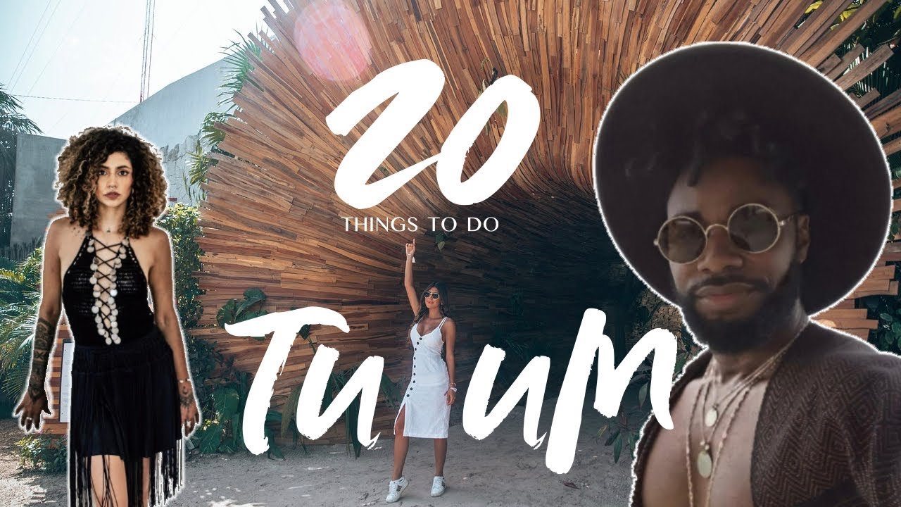 Here are 20 things to do in Tulum Mexico on a budget!