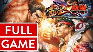 Street Fighter X Tekken [059] PC Longplay/Walkthrough/Playthrough (FULL GAME)