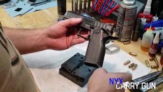 Nyx Bench Video  - Atlas Gunworks - Carry Gun 2011 Style Pistol