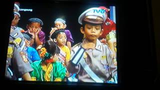 Gerak & Lagu : Bung Polisi