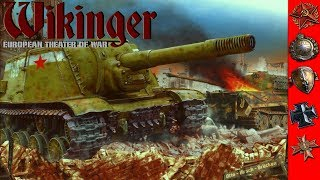 Company of Heroes 2 Wikinger Mod Cast #2: Snipers carry the day
