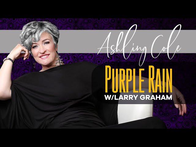 Ashling Cole, Larry Graham, Purple Rain - Autism Rocks Prince Tribute in London