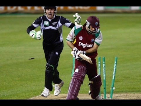 World Cup 2015-  New Zealand v West indies- New Zealand Won by 143 Runs - Full Match  -