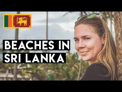 FROM MIRISSA TO GALLE - Best Beaches to Explore on a Moped