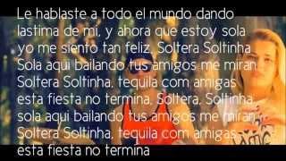 Canto Para Bailar - Soltera Soltinha (Letra) HD