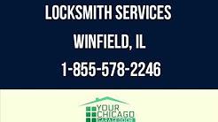 Winfield IL Commercial Locksmith