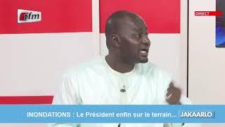 """Déplacement du Président à Keur Massar - Amadou Dieng : """"Macky Sall a peur de sa population"""""""