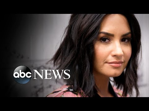 Demi Lovato recovering from suspected drug overdose