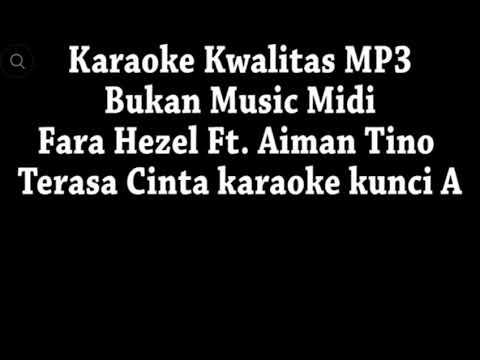 Fara hezel ft Aiman tino - terasa cinta