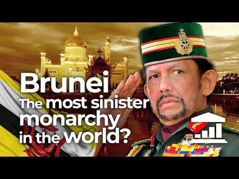 Brunei: The World's Greediest and Most Sinister Monarchy? - VisualPolitik EN