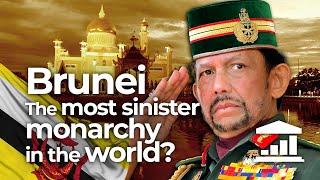 Brunei: The World's Greediest and Most Sinister Monarchy? - VisualPolitik EN