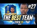 99 PACE BEAST! - THE BEST TEAM IN FIFA! #26 - #FIFA17 Ultimate Team
