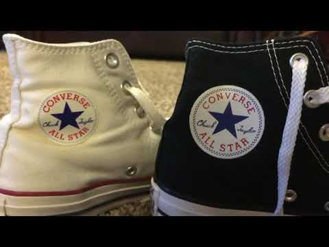 taking off high top converse from YouTube · Duration:  7 minutes 56 seconds