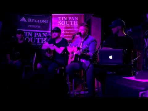 Brandon Ray performs
