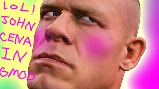 PLAY AS JOHN CENA IN GARRY