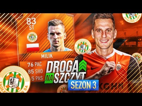 MILIK DO ZAGŁĘBIA?! - DNS #25 | FIFA 17