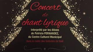 O del mio dolce ardor  -  Concert Notre Dame du Liban 2018