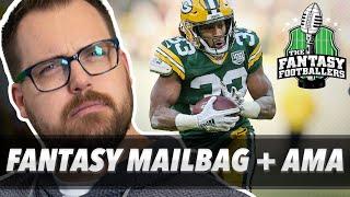 Fantasy Football 2019 - Fantasy Nose-dives, Mailbag & AMA - Ep. #724