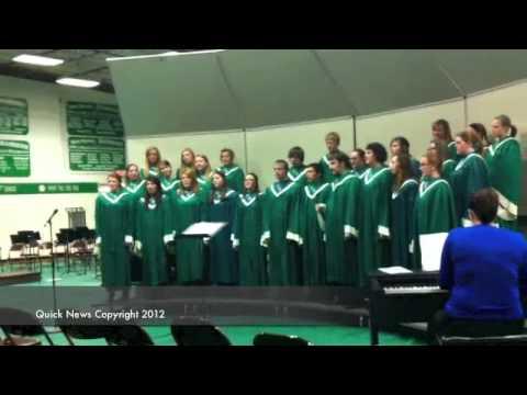 2012 New Haven High School Christmas Choir Concert