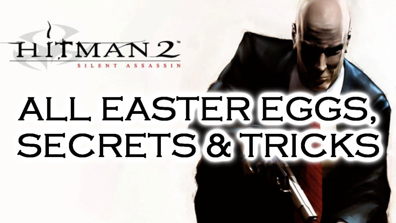 Hitman 2 Silent Assassin Hitman47