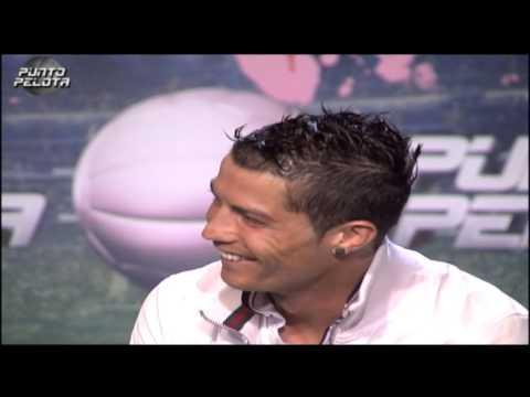 Cristiano Ronaldo en Punto Pelota (Completa)