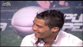 Entrevista Cristiano Ronaldo en Punto Pelota (Completa)