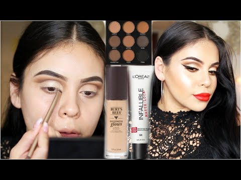 NEW DRUGSTORE MAKEUP FIRST IMPRESSIONS: HIT OR MISS?! | JuicyJas