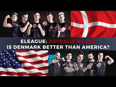 ELEAGUE: Is Denmark Better Than America?